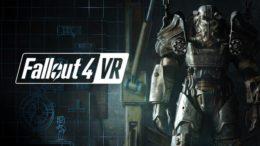 HTC Vive Bundles Fallout 4 VR for Free