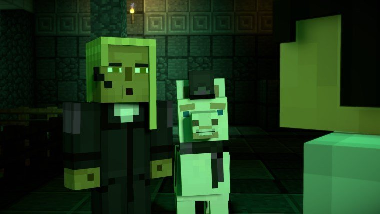 Reviews  Telltale Games Minecraft: Story Mode Minecraft