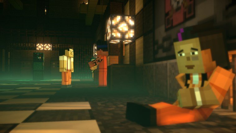 Minecraft Story Mode Season 2 Episode 3 Review Attack Of The