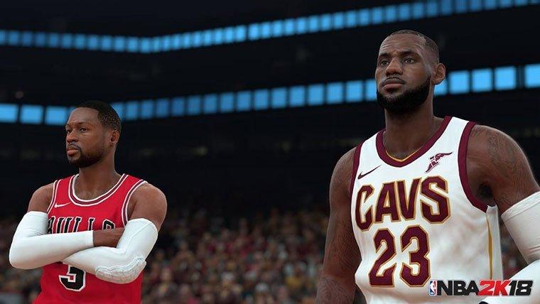 Reviews NBA 2K18 NBA 2K17