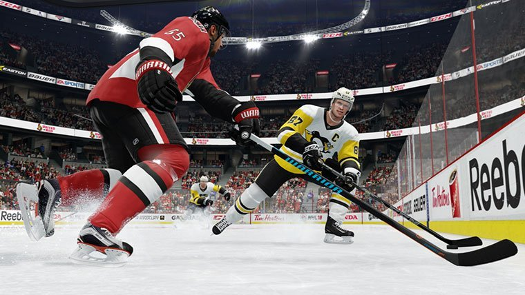 EA Canada Has Been Making Good Of Being The Only Game In Town When It Comes To Video Hockey Ever Since 2K Left Back 2011 Never Return