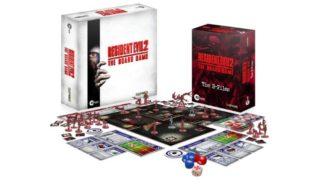 Kickstarter merchandising Resident Evil Resident Evil 2 Steamforged Games Image