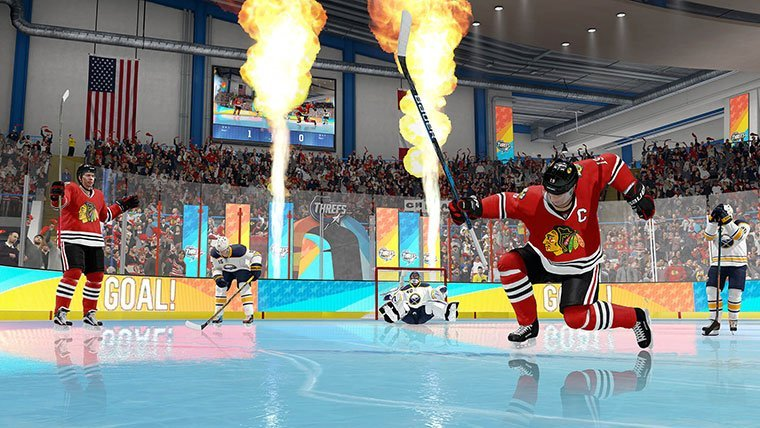 NHL 18 Review Reviews  NHL 18 NHL 17