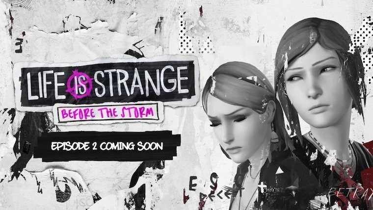 News  Square Enix Life is Strange: Before The Storm life is strange