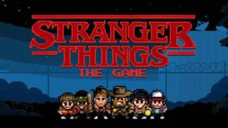Stranger Things 8-bit Mobile Game Out Now
