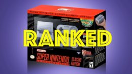 All 21 Games on the SNES Classic Ranked from Best to Worst