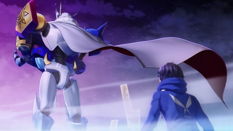 Watch the Second Trailer of Digimon Story: Cyber Sleuth Hacker's Memory News  Playstation Vita PlayStation 4 Digimon Story: Cyber Sleuth Hacker's Memory Bandai Namco