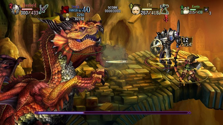 Watch the Second Trailer of Dragon's Crown Pro News  Vanillaware PlayStation 4 Dragon's Crown Pro Atlus