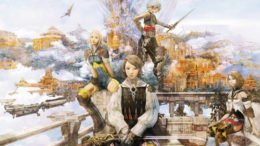 Final Fantasy XII Zodiac Age Illustration