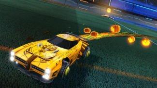Rocket League Halloween Event Announced