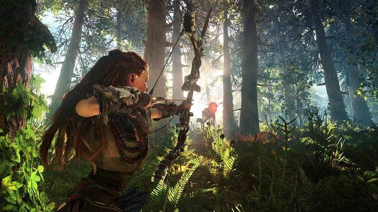 Sony Announces Horizon Zero Dawn: Complete Edition News  Sony Horizon: Zero Dawn Guerilla Games