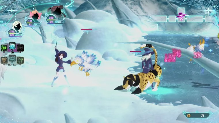 Watch a 5-Minute Trailer of Little Witch Academia: Chamber of Time News  PlayStation 4 Little Witch Academia: Chamber of Time Bandai Namco