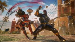 Check Out Marvel Vs Capcom Infinite's Black Panther and Sigma In Action