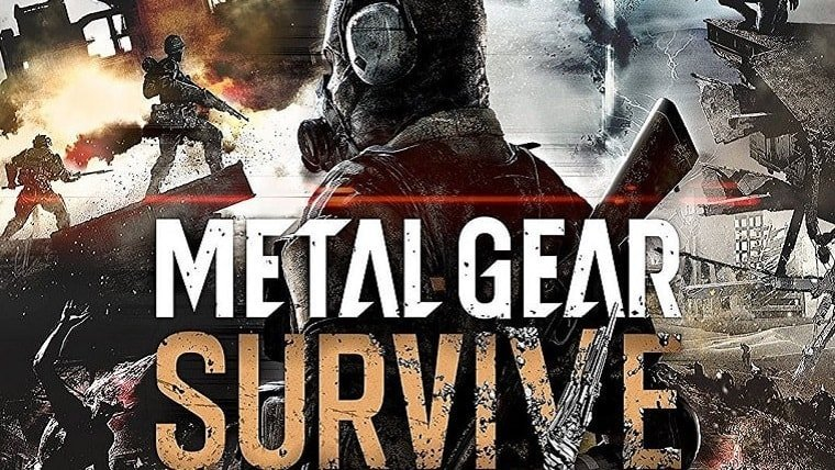News  Xbox One PS4 PC Gaming Metal Gear Survive Metal Gear