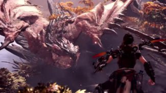 Horizon's Aloy to Appear on Monster Hunter: World