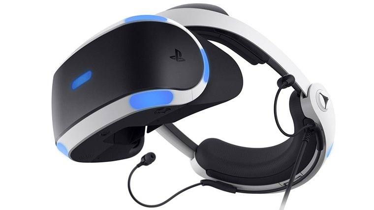 New PSVR Model To Feature Headphones Integration, HDR Pass Through News  Sony PSVR PlayStation VR PlayStation 4