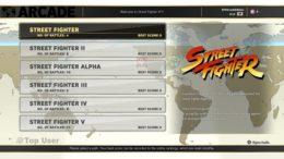 Capcom Presents Street Fighter V Arcade Mode as a Celebration of the Series
