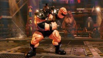 Street Fighter V Adding Sports Costumes on October 24