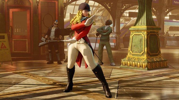 News  Street Fighter V PlayStation 4 PC GAMES Capcom