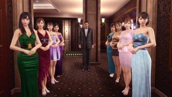 Yakuza Kiwami 2 Presents the New Nightlife Island and Clan Creator
