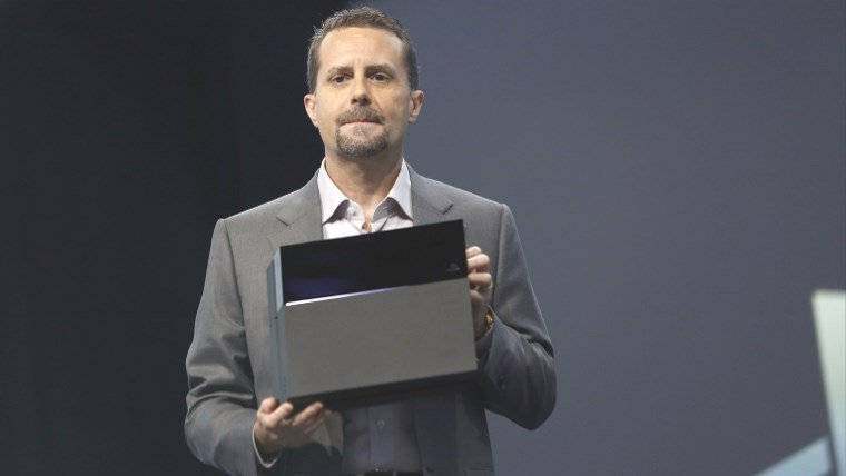PlayStation Head Andrew House Stepping Down News  Sony PS4 playstation