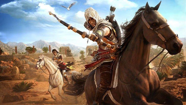 Assassin's Creed Origins Review Reviews  Assassin's Creed Origins