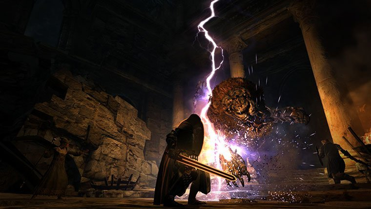 Dragon's Dogma: Dark Arisen PlayStation 4 Review Reviews  Dragons Dogma dragon's dogma: dark arisen Capcom