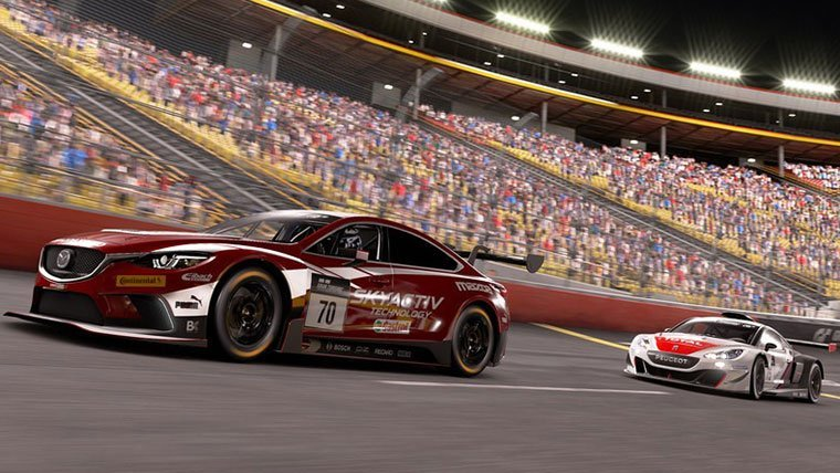 gran turismo sport getting demo on october 9th attack of the fanboy. Black Bedroom Furniture Sets. Home Design Ideas