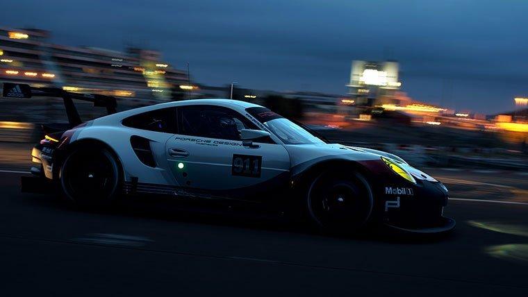 gt sport night race review