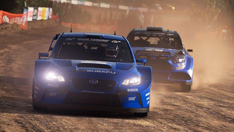 gt sport offroad racing review