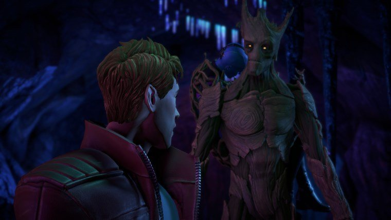 Reviews  Telltale Games Guardians of the Galaxy