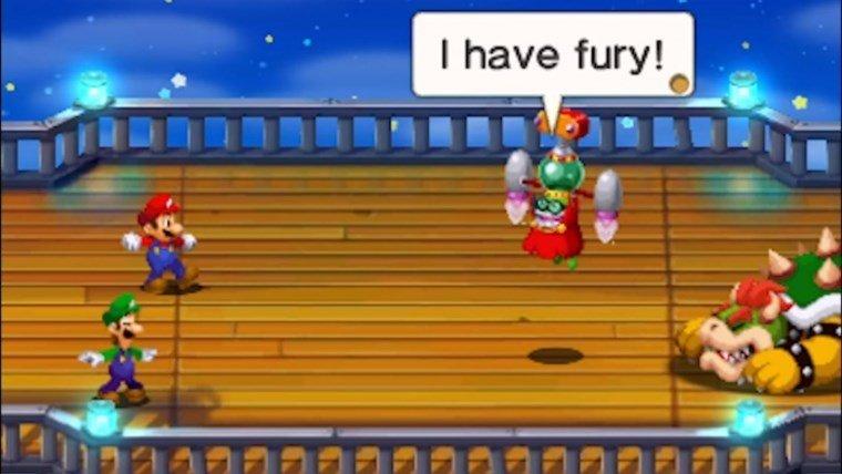 Mario Luigi Superstar Saga Bowser S Minions Attack Of