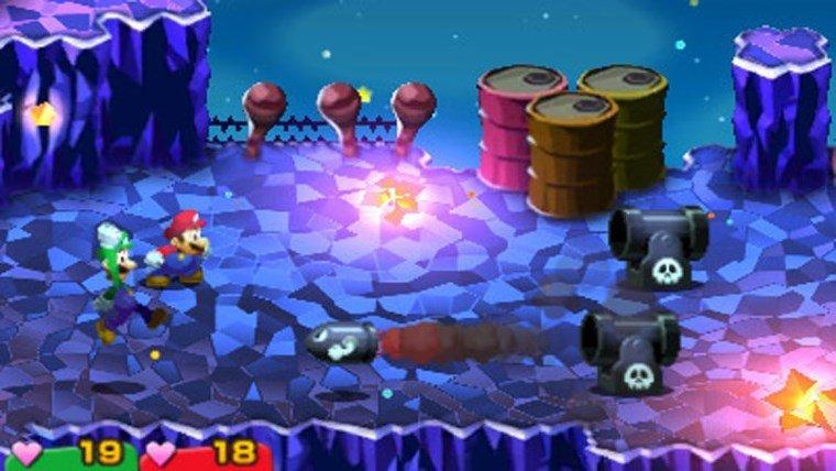 Reviews  Mario & Luigi: Superstar Saga + Bowser's Minions Mario & Luigi Mario 3Ds