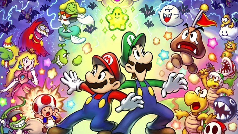 Mario & Luigi: Superstar Saga + Bowser's Minions Reviews  Mario & Luigi: Superstar Saga + Bowser's Minions Mario & Luigi Mario 3Ds