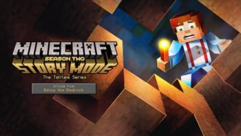 Minecraft: Story Mode Season 2 Episode 4 Takes you Below the Bedrock on Nov. 7th