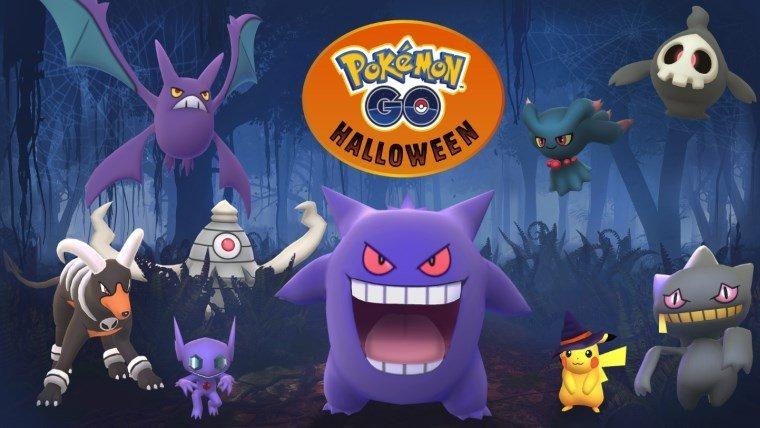Pokemon Go Halloween Event Starts Tomorrow - Gen 3, Double Candy, and More News  Pokemon Go Pokemon