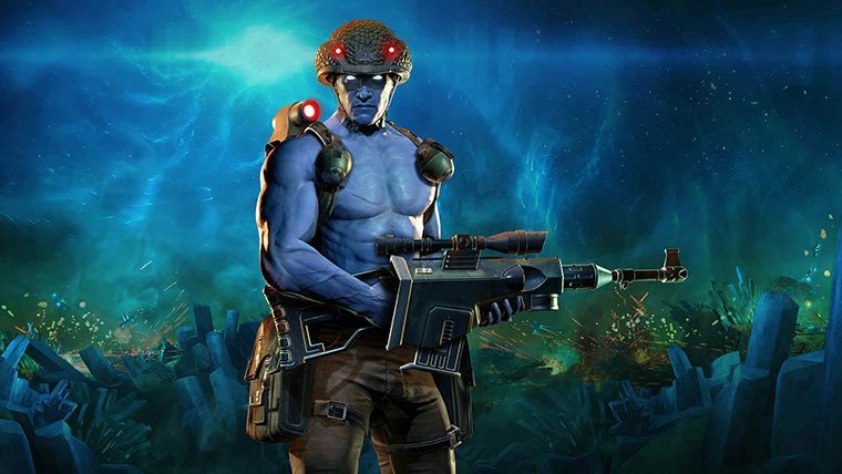 Rogue Trooper Redux Review Reviews  Xbox One Rogue Trooper Redux Rebellion Developments PS4 Nintendo Switch