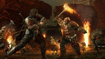 Middle Earth: Shadow of War Debuts at Number 2 in UK Charts