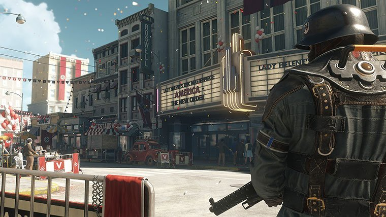 Wolfenstein 2: The New Colossus Review Reviews  Wolfenstein II: The New Colossus