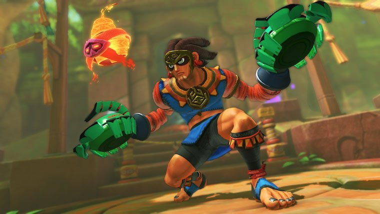 Nintendo Switch's ARMS Latest Update Introduces New Fighter, Misango