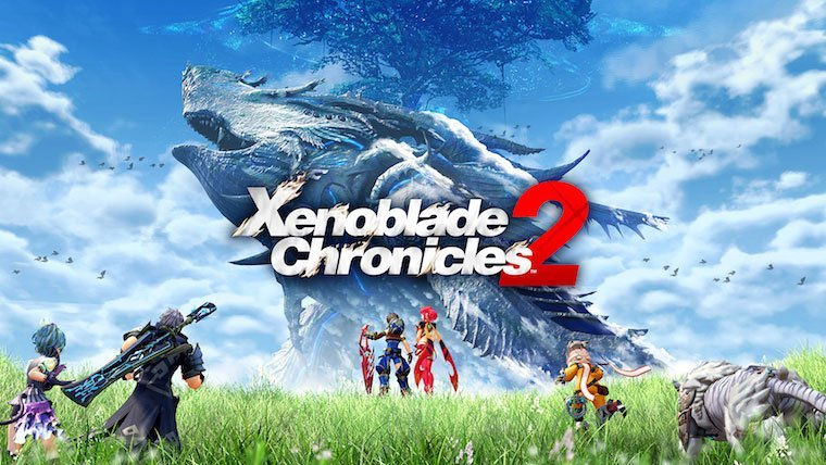 Xenoblade Chronicles 2 and Breath of the Wild DLCs Announced News  Zelda Xenoblade Chronicles 2 Switch Nintendo Breath of the Wild