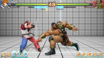 Arika's 'Mysterious Fighting Game' Gets New Title And Open Beta