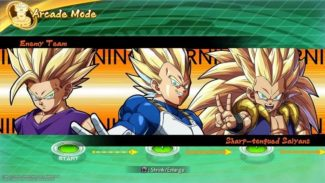 Dragon Ball FighterZ Details Adult Gohan, Kid Buu, Gotenks & Arcade Mode