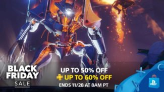 Full Black Friday Sale Available Now on PlayStation Store NA