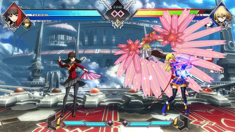 News  PlayStation 4 PC GAMES Nintendo Switch BlazBlue: Cross Tag Battle Arc System Works