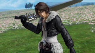 Dissidia: Final Fantasy Adds New Stage from FFVIII