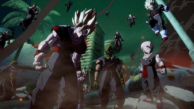 'Dragon Ball FighterZ' (ALL) Reveals More Story Mode Details - Trailer