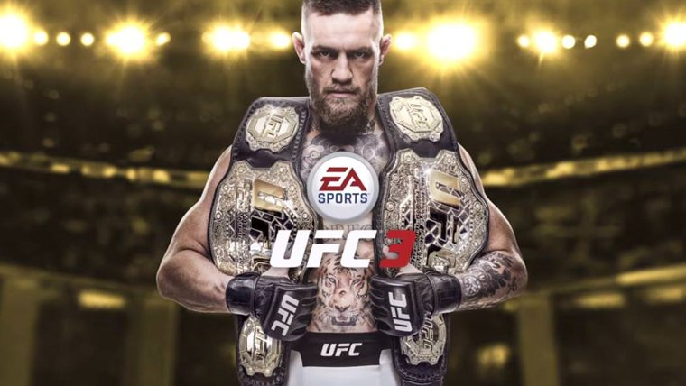 EA Sports UFC 3 Announced for PS4 and Xbox One News  Xbox One PlayStation 4 Electronic Arts EA Sports UFC 3