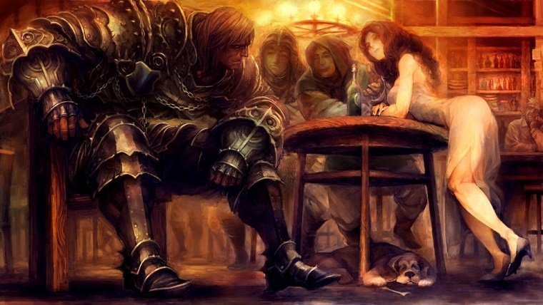 Dragon's Crown Pro Introduces 'Fighter' Character In New Trailer News  Vanillaware Dragon's Crown Pro Dragon's Crown