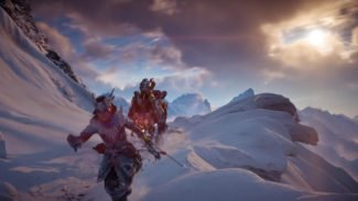 Horizon Zero Dawn: The Frozen Wilds Shares New Behind the Scenes Videos